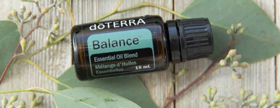 Balance – Ausgleichs-Öle-Mischung