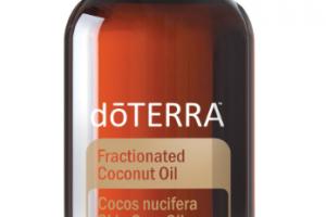 fraktioniertes Kokosnussöl – FCO