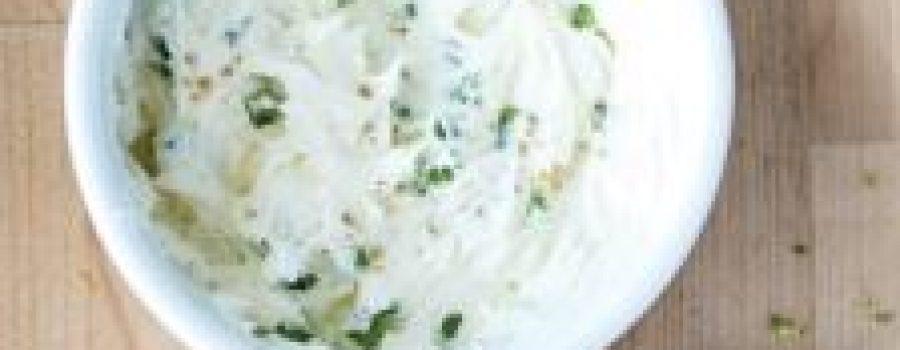 Würzge – Limetten – Butter