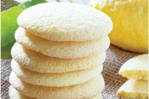 Zitronenkekse