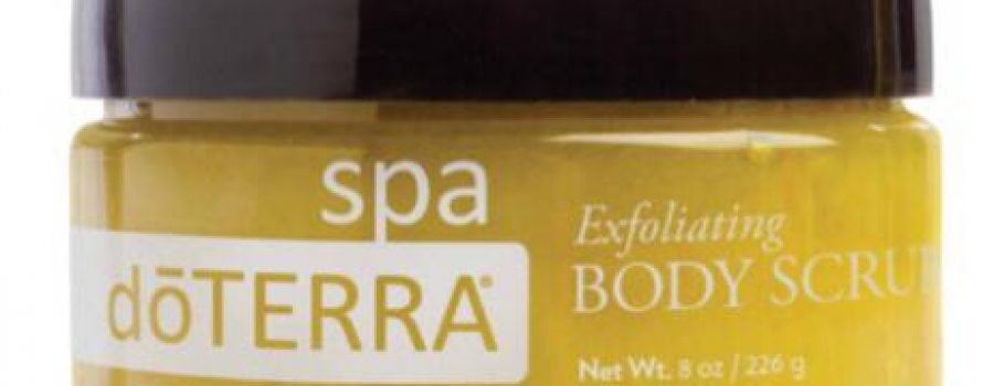 dōTERRA SPA Exfoliating Body Scrub